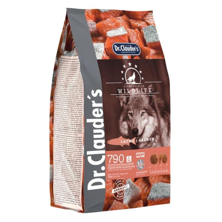 DR.CL- DOG WILDLIFE SALMON 11,5 kg