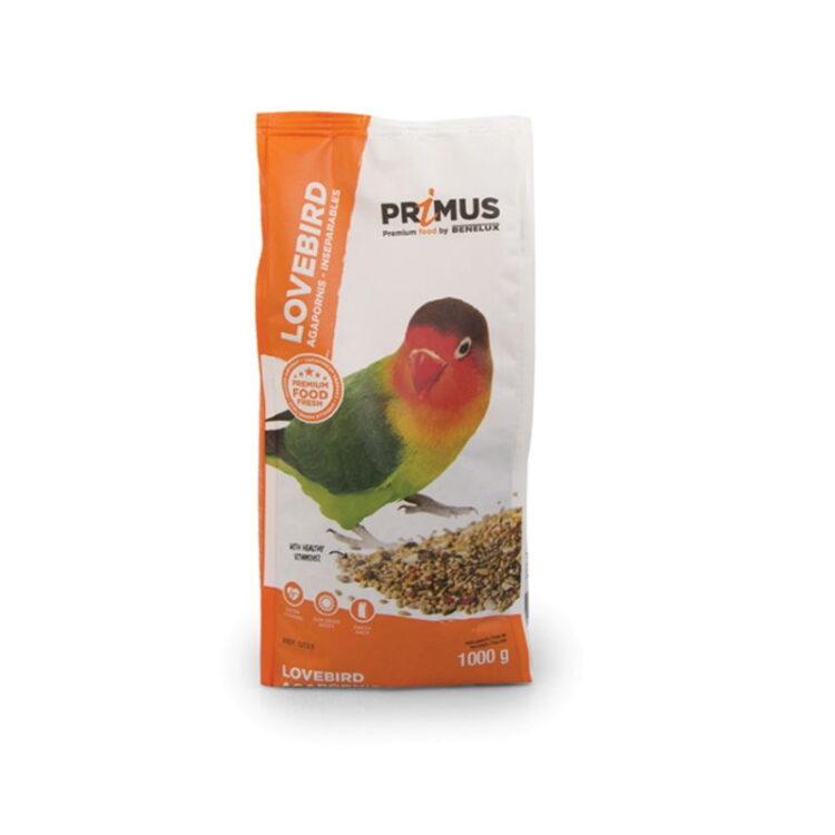BENELUX PRIMUS LOVEBIRDS 1000g
