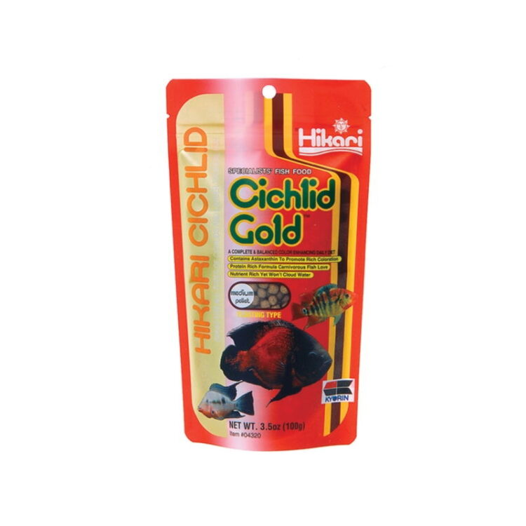 HIKARI CICHLID GOLD LARGE 57gr