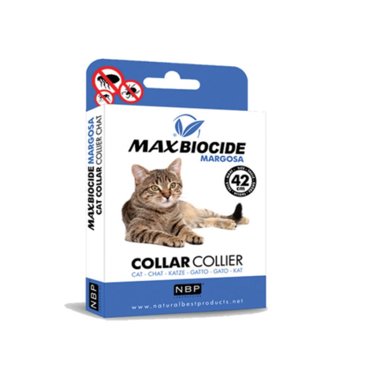 BIOCIDE COLLAR CAT 42cm