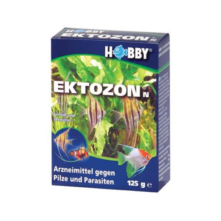 EKTOZON N 125 gr