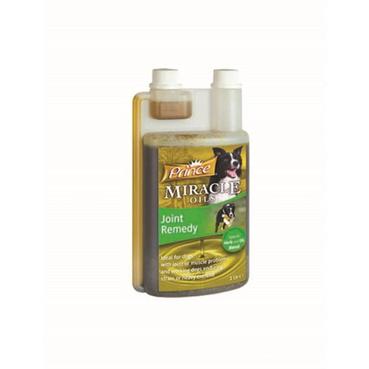 PR MIRACLE OIL JOIN REMEDY500ML