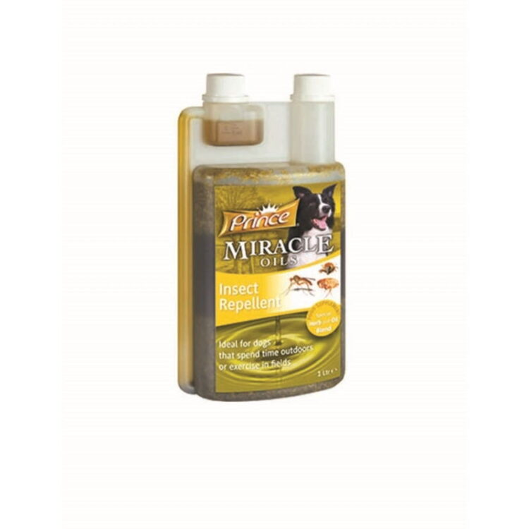 PR MIRACLE OIL INSECT REPEL500M