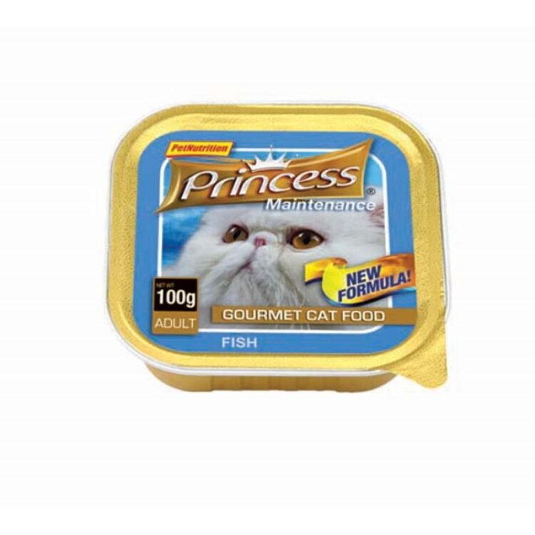PRINCESS PATE CAT 100g FISH