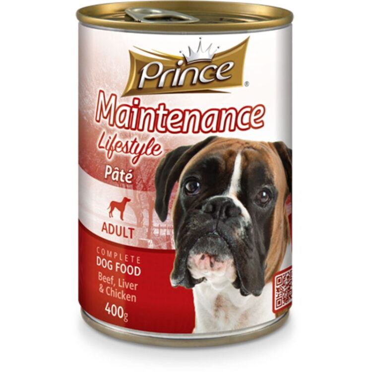 DOG PATE 400G BEEF LIVER CHICK