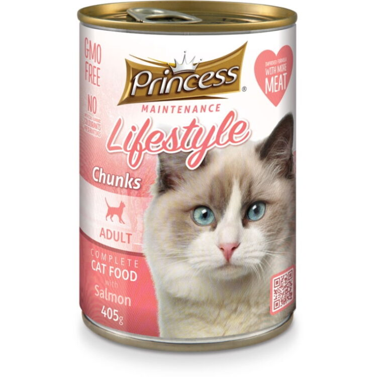 PRINCESS CAT 415gr SALMON