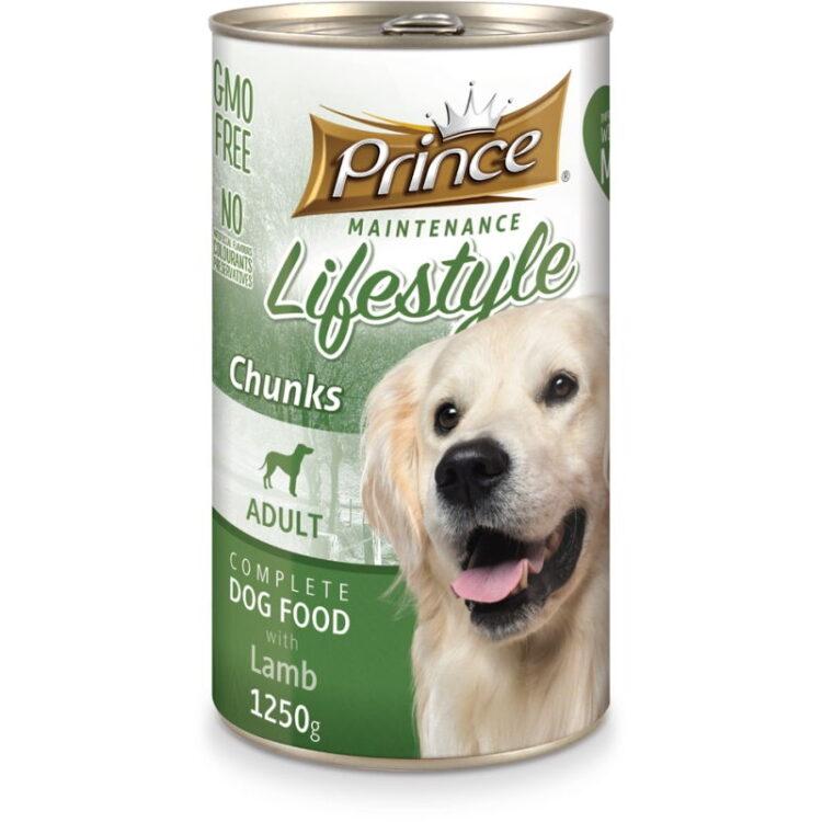PRINCE DOG 1250gr LAMB & TRIPE