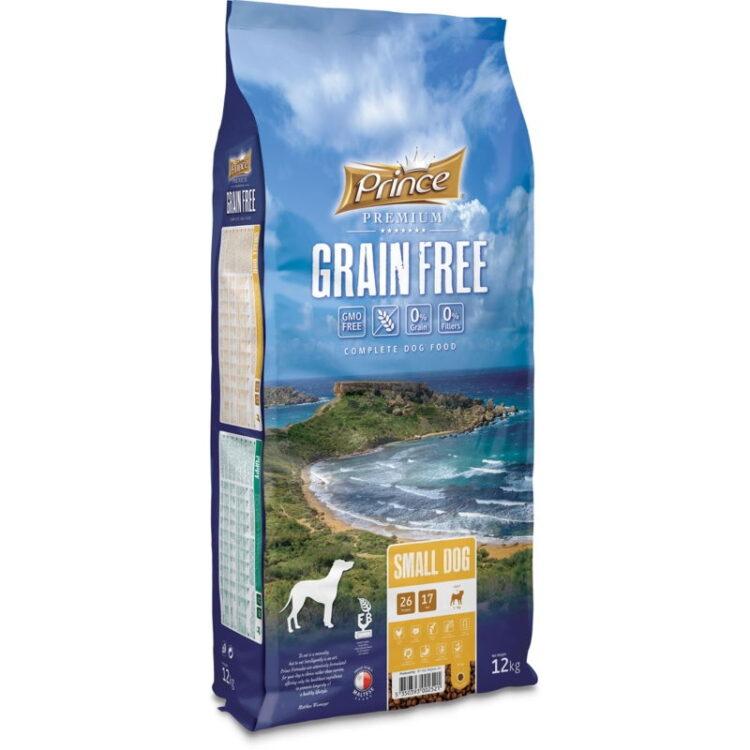 PRINCE DOG GRAIN FREE 12KG SMALL ADULT