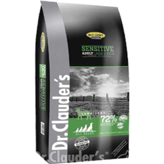 Dr.Cl-BC ADULT Lamb & rice ALL BR. 4 kg