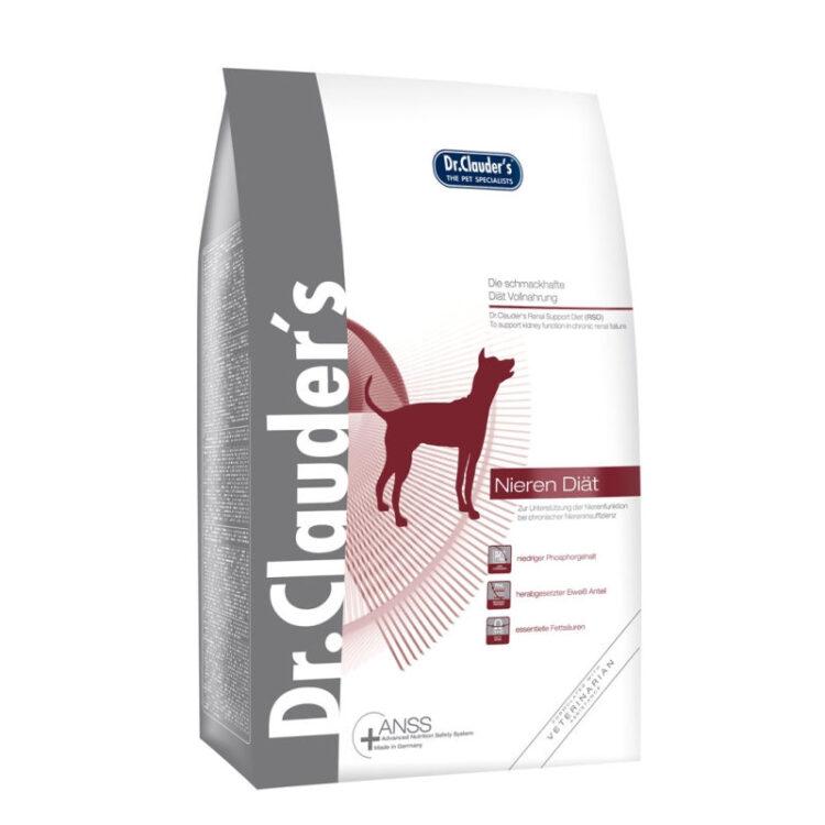 Dr.Cl-RSD Kidney dog Diet 4 kg