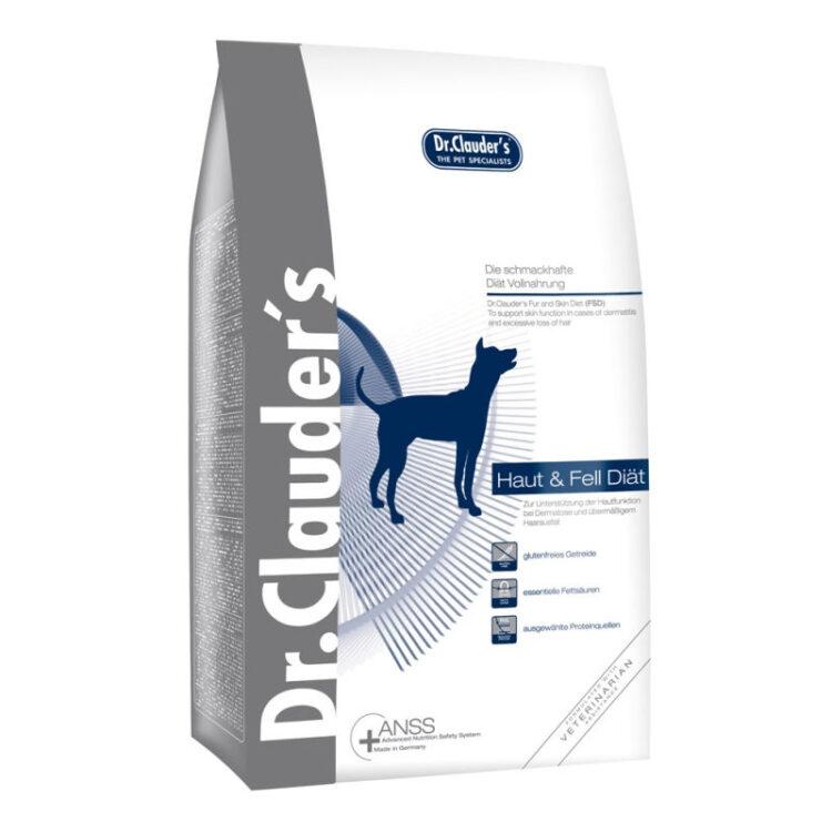 Dr.Cl-Skin & Coat dog Diet 4 kg