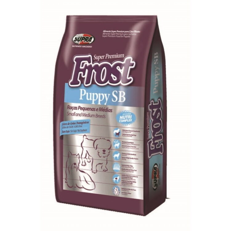 FROST PUPPY SMALL BREED 7,5 KG