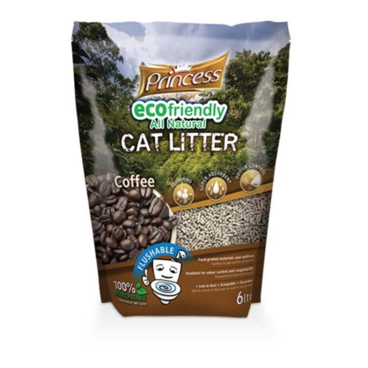 PRINCESS ECO LITTER 6L -COFFEE