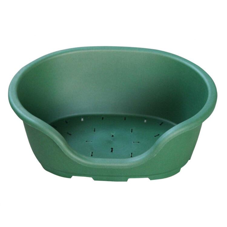 BASKET MORFEO 38 GREEN 49X34X21H