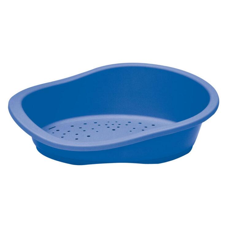 BASKET LOUNGE 38 BLUE 79x55x22 cm