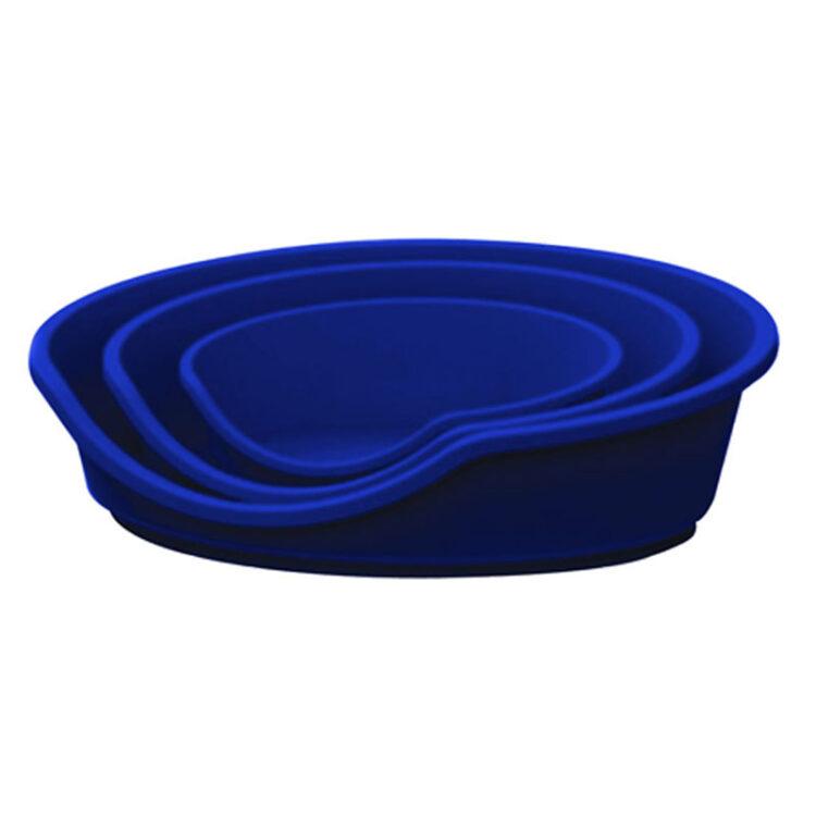 BASKET DAYDREAM BLUE 60x40x20cm