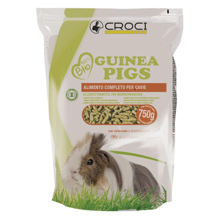 100% BIO GUINEA PIGS 750g