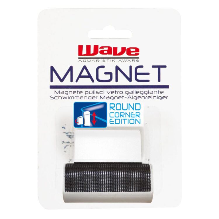 WAVE MAGNET ROUND CORNER