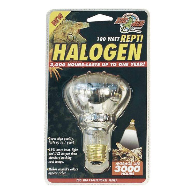 LAMP REPTI HALOGEN 50W.