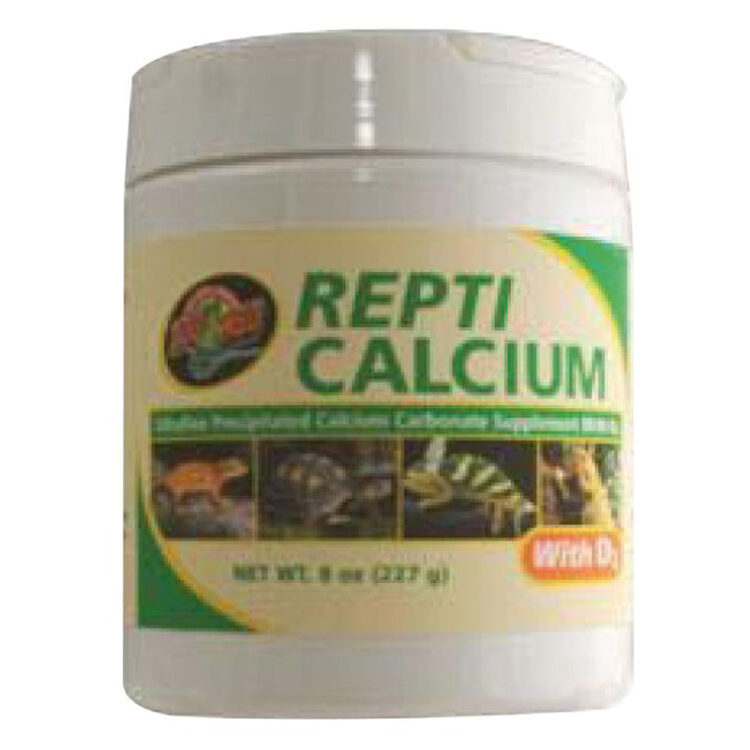 REPTI CALCIUM WITH D3 - 3OZ/85GR.
