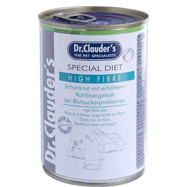 Dr.Cl-High Fibre-Protein 400g SPECIAL DIET