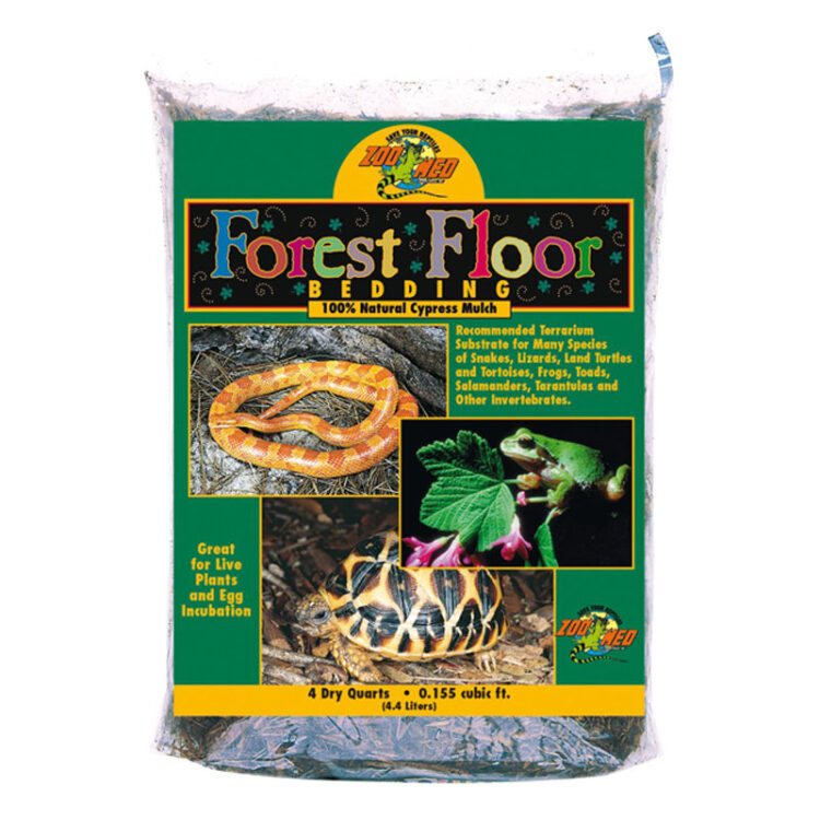 FOREST FLOOR LT. 4,4 .
