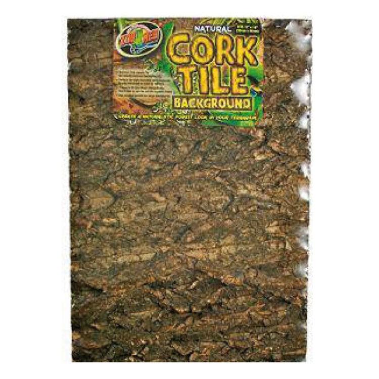 BACKGROUND NATURAL CORK TILE CM.30X30