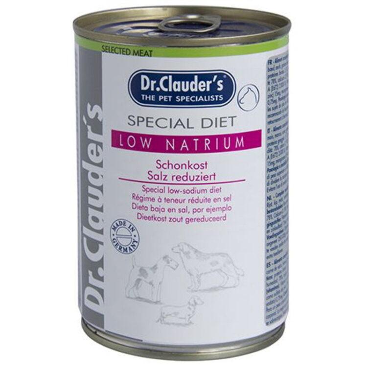 Dr.Cl-Low Natrium 400g SPECIAL DIET