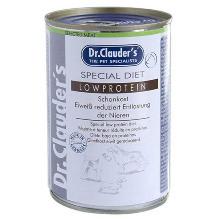 Dr.Cl-Low Protein 400g SPECIAL DIET