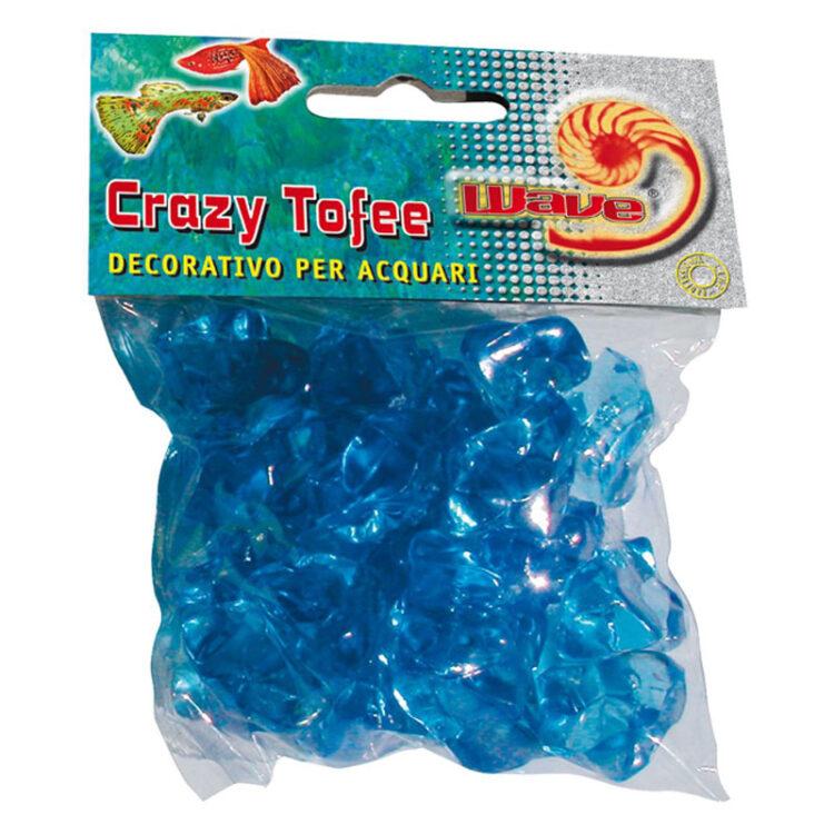 CRAZY TOFFEE BLUE 20 PCS