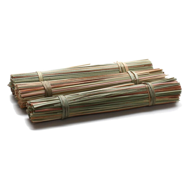WOOD CHEWS GREEN GRASS 17X3 cm