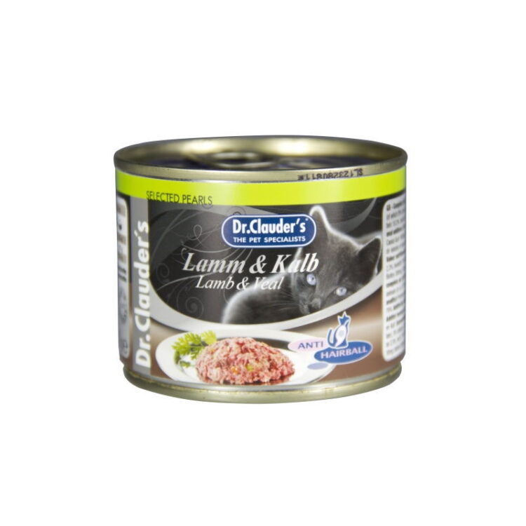 Dr.Cl-Lamb & Veal 200g