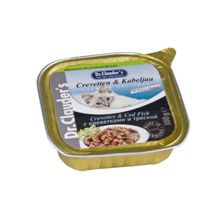 Dr.Cl-Cod & Crevettes 100g