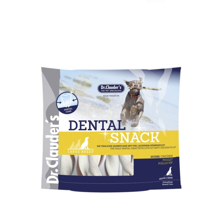 Dr.Cl-D. SNACK large breed Chicken 500g