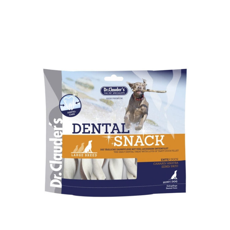 Dr.Cl-D. SNACK large breed Duck 500g