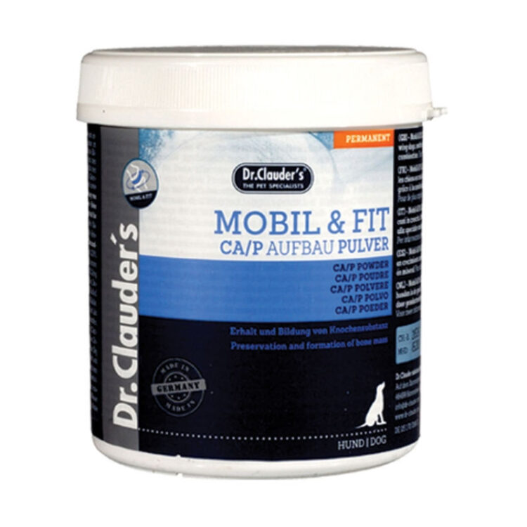 Dr.Cl-Mineral & Fit - Calcium Powder 500g