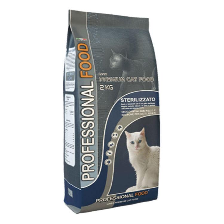 SUPER PREMIUM CAT STERILISED 10KG